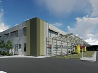 Work starts on Leighton Hospital's new £15m Emergency Department