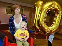 Tumble Tots Crewe & Nantwich celebrates 10th anniversary