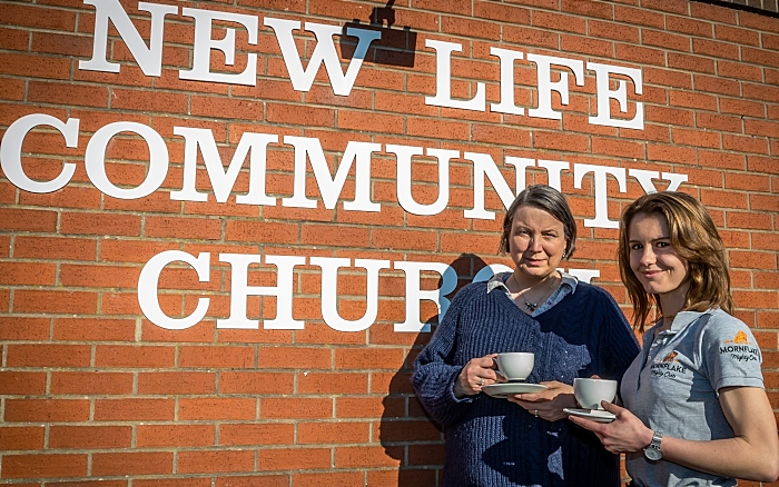 New Life community church in Wistaston