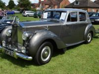 Visitors enjoy Vintage and Classic Transport Rally in Shavington