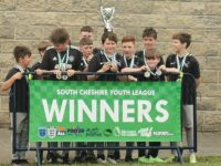 South Cheshire youth team wins league in Covid-hit season
