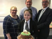 Pupils rise to occasion at Reaseheath College 'cake-off' contest in Nantwich