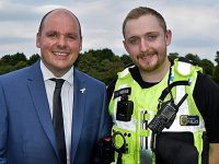 1,600 Cheshire Police officers now wearing body video cameras