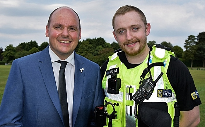 PCC with body camera worn officer (1)