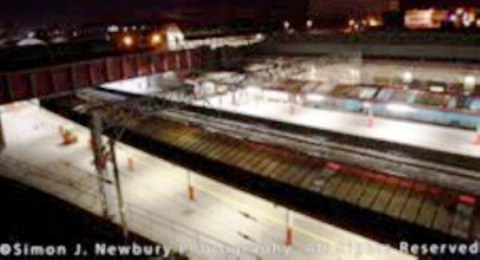Explosions near Crewe Station cause travel chaos
