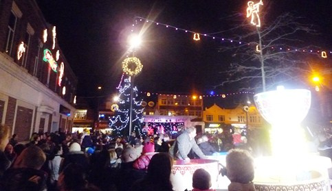 Crewe councillors threaten legal action in Nantwich Christmas lights row