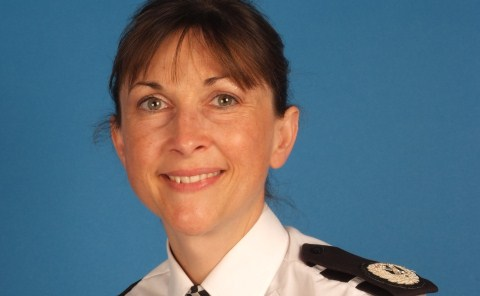 budget cuts - Janette McCormick DCC Cheshire police, crime stats, arming officers with tablets