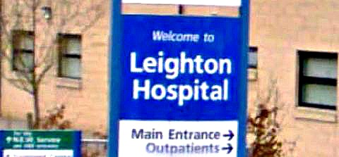 Work starts on upgrade of Leighton Hospital maternity unit