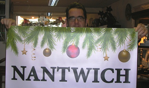 "Nantwich shopkeepers launch ""Sunday Trade"" campaign"