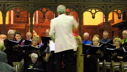 Wistaston Singers Choir to stage Nantwich Methodist Church concert
