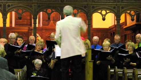 Wistaston Singers Choir to stage Nantwich Methodist Church concert