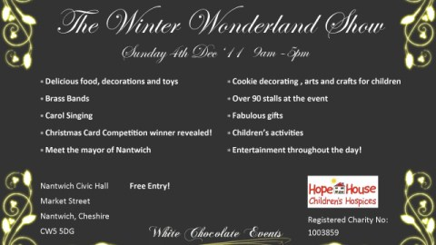 Nantwich Civic Hall to host Winter Wonderland event for all
