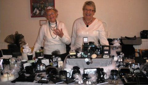 Wistaston Holly Fair helps raise £1,500 for church