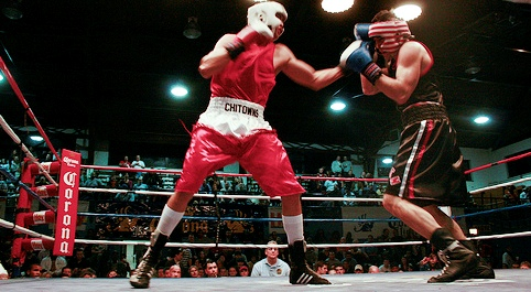 Torres shirt trumps Rooney at Nantwich boxing event