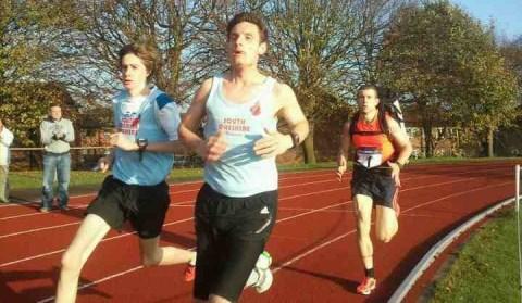 Nantwich ex Royal Marine smashes world record