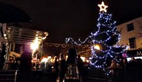 Nantwich Christmas Lights switch-on plan unveiled