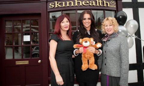 New Nantwich firm joins Wingate Centre soft toy appeal