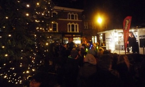 Christmas Lights row erupts between Nantwich and Crewe town councils