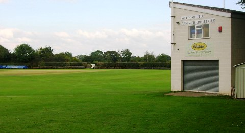 Nantwich CC 1sts given Macclesfield opener for 2013 season