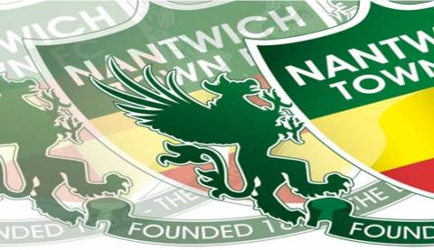 Nantwich Town badge