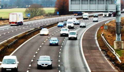 M6 motorway in Cheshire to close for bridge and junction repairs