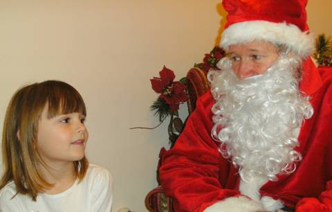 Hundreds enjoy Richmond Village Christmas Fayre