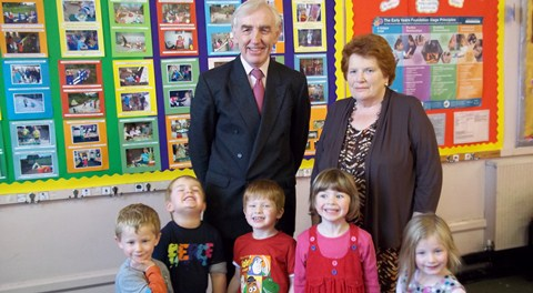 Willaston Pre-School saved after plea for help answered