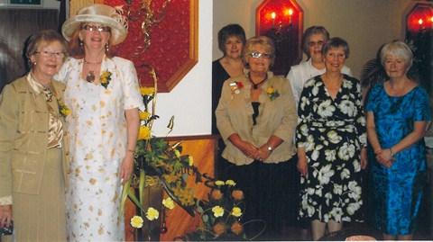 Wistaston & District Flower Club celebrates 50 years