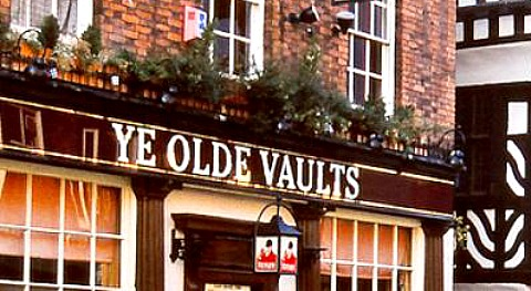 Fat Face gains permission to convert Ye Olde Vaults Nantwich pub