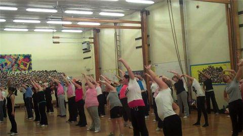 Nantwich mums launch new Zumba with creche classes