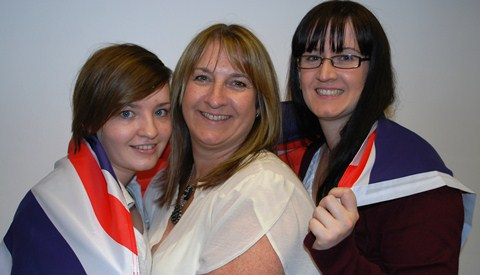 Nantwich mum lands key London Olympics security role