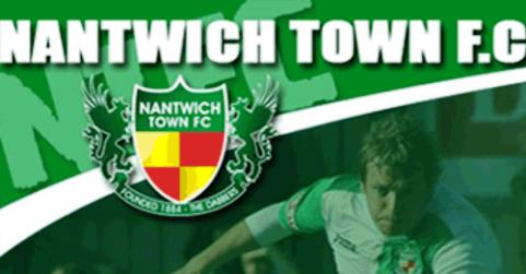 Today's Nantwich Town v Rushall Olympic game postponed