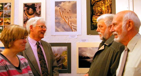 Nantwich Camera Club open exhibition at town museum