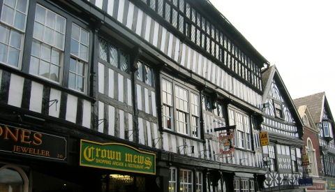 Crown Hotel in Nantwich to host three special events