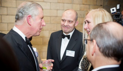 Reaseheath College team praised by Prince Charles for Pakistan work