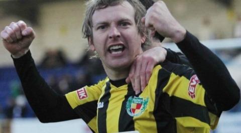 Nantwich Town striker Lennon hopes to bag 100th goal