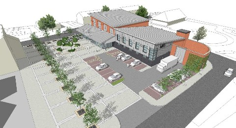 New Marks & Spencer store for Nantwich gets go ahead