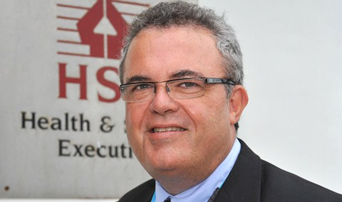 South Cheshire construction sites face crackdown by HSE