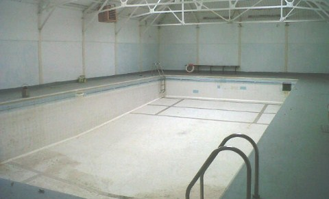 Fineswimming invests £60,000 to revamp disused Nantwich pool
