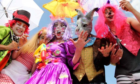 Tickets going fast for Nantwich Civic Hall's Alice in Wonderland Easter party
