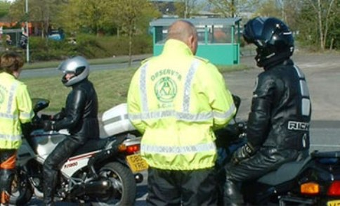 South Cheshire Advanced Motorcyclists stage free assessment day