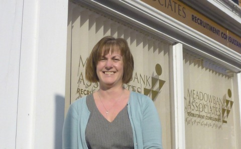 Nantwich recruitment firm boss clocks up 500 jobs