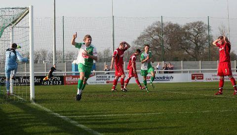Match report: Nantwich Town 3 Kendal Town 0