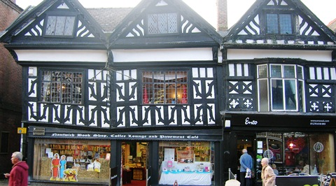 "Nantwich Bookshop to launch new ""Civil War"" Nantwich novel"