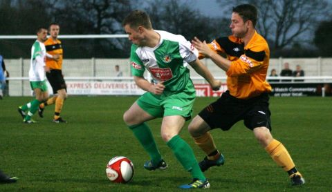 Match report: Nantwich Town 4 Rushall Olympic 1