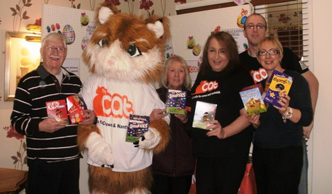 Richmond Village, Sainsbury's and Cat Radio launch Easter Egg Appeal