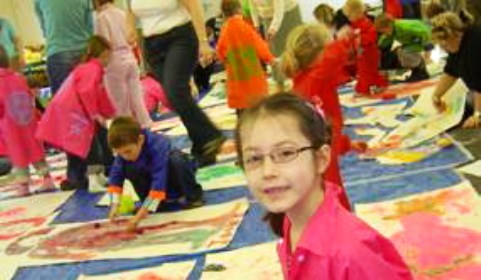 Creation Station target Nantwich families with Easter fun sessions