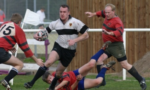 Crewe & Nantwich RUFC lose unbeaten record in Leek defeat