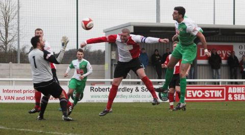 Evo-Stik Premier League report: Nantwich Town 1 Ashton United 1