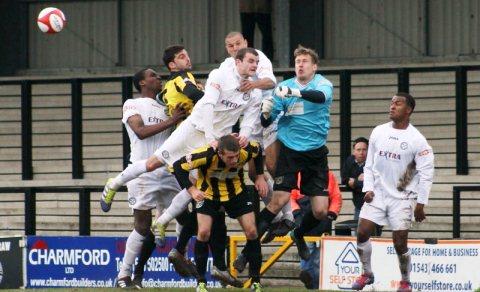 Evo-Stik Premier match report: Hednesford 0 Nantwich Town 0